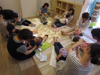 ☆ 保険サロン名古屋守山店 10/9(火)ベビータッチケアセミナー ☆