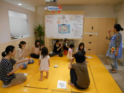 名古屋植田店 えいごあそびセミナー開催しました!