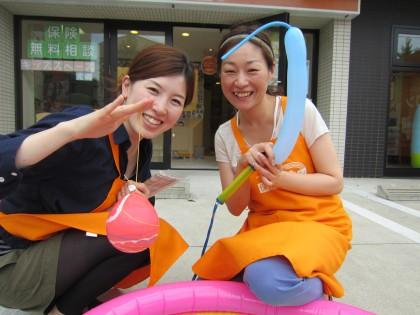 保険サロン名古屋守山店 「夏イベント★」