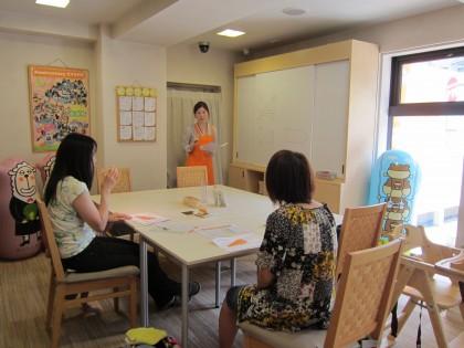 保険サロン名古屋守山店 「ママの為の学資おべんきょう会開催しました♪」