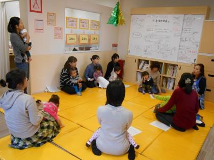 保険サロン名古屋植田店 「えいごあそび」セミナー開催しました♪