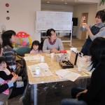 「クロスマス★アロマキャンドル作り」開催しました!保険サロン名古屋黒川店