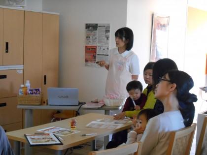 はみがき教室を開催しました☆ 保険サロン名古屋植田店