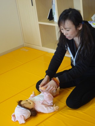 「わくわくこども教室」セミナーを開催しました★保険サロン名古屋吹上店