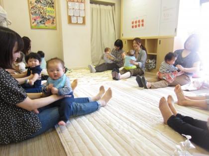 保険サロン名古屋守山店 「ベビータッチケアセミナー 5/13(火)♪♪」