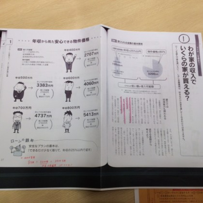 住宅ローンセミナー開催しました。 保険サロン名古屋植田店