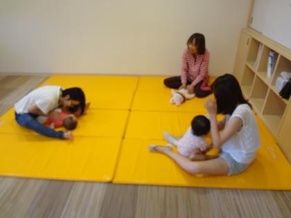 ママヨガ&ベビータッチセミナー開催いたしました!保険サロン名古屋吹上店