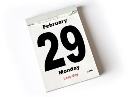 今日は4年に1度の『うるう年』!保険サロン名古屋植田店