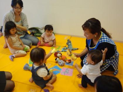 ★☆えいごあそびセミナーを開催しました☆★保険サロン名古屋吹上店