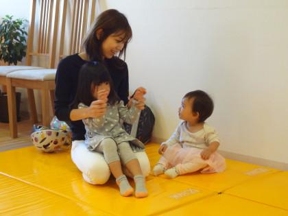 えいごあそびセミナーを開催しました☆保険サロン名古屋吹上店