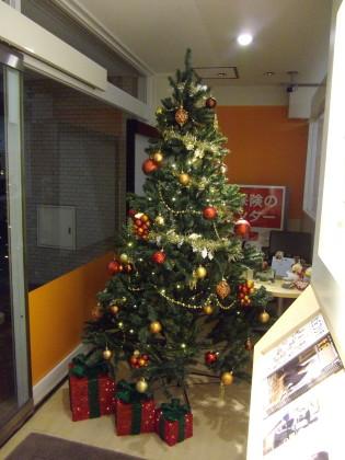 名古屋黒川店☆☆クリスマスに模様替え♪