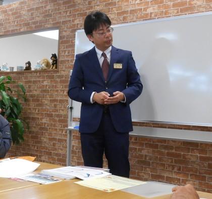 「万松寺&保険サロン」コラボセミナー開催しました☆