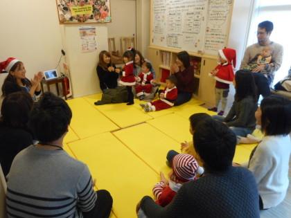 名古屋守山店☆☆えいごあそびクリスマス☆☆